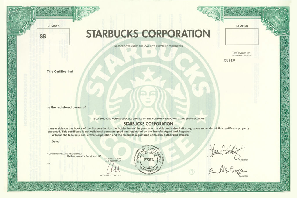 starbucks corporation company study Case study analysis of starbucks corporation case analysis for starbucks corporation i case profile/ company history three seattle entrepreneurs started the starbucks corporation in 1971 their prime product was the selling of whole bean coffee in one seattle store.